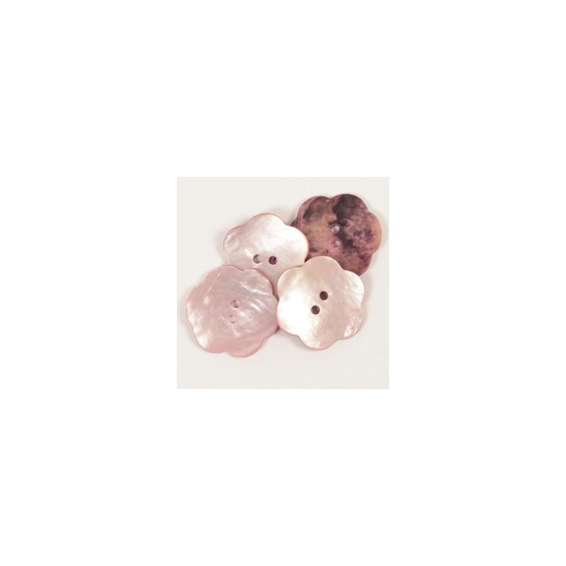 Flower (blush) 25mm n602