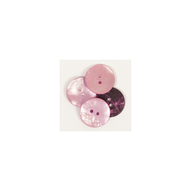 Rond (roze) 20mm - nr608