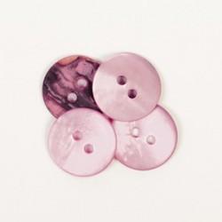 Rund (rosa) 15mm - nr622
