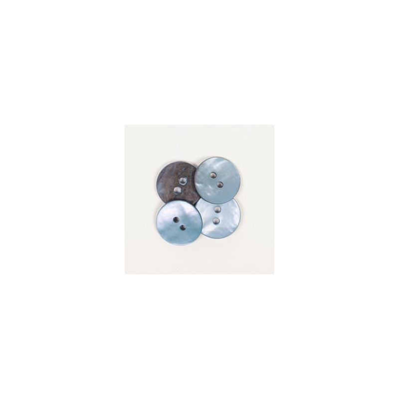 Rond (blauw) 15mm - nr621