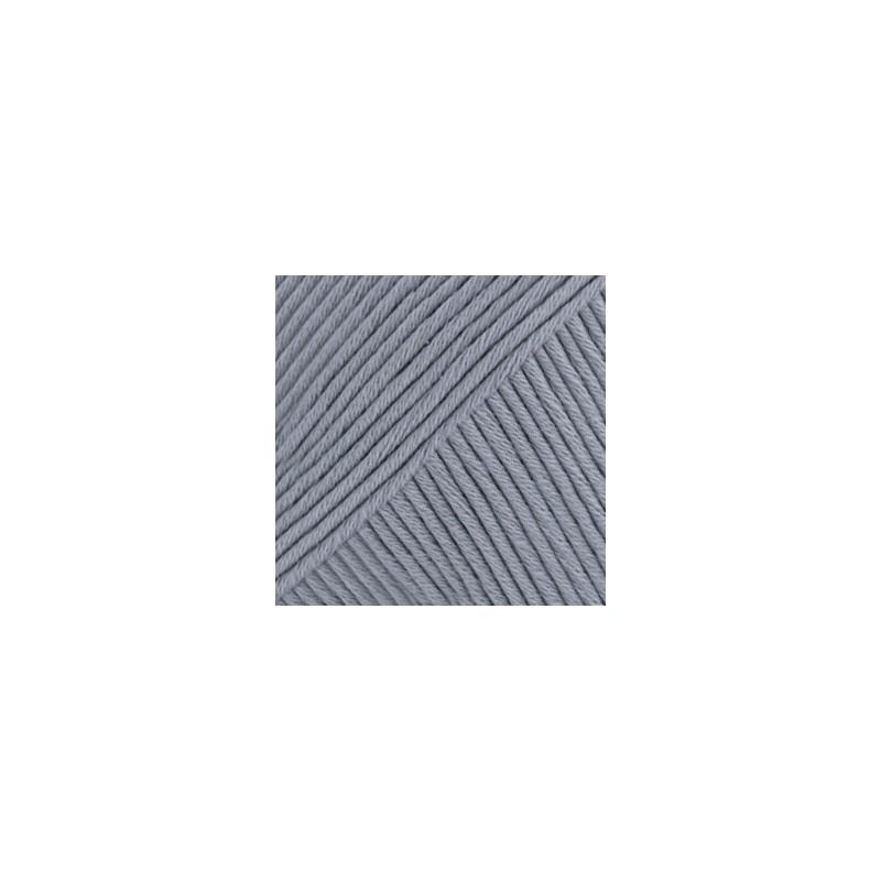 Drops Drops Muskat Uni 01 - lichtblauw/lila
