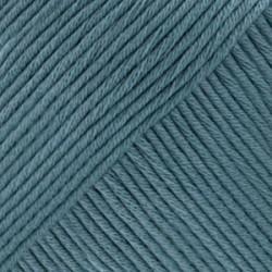 Drops Muskat Uni 36 - denimblauw