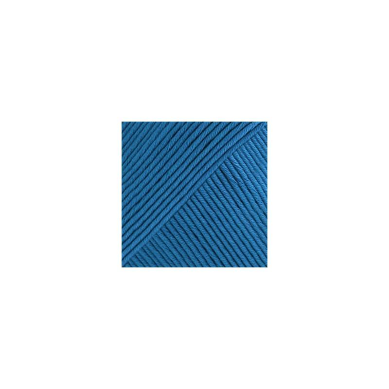 Drops Drops Muskat Uni 15 - koboltblauw