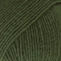 Drops Drops Cotton Merino 22 - donkergroen
