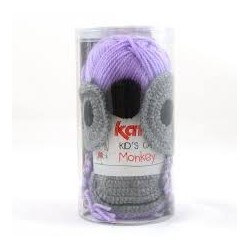 Katia Monkey Cap Purple