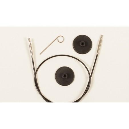 DROPS Plus - kabel 56cm om 80 cm te maken