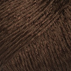 Drops Drops Cotton Viscose 23 - dark brown