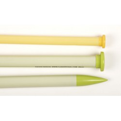 Drops Trend Single pointed needles 15 mm 35 cm - plastic