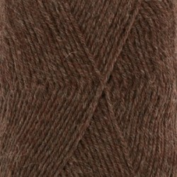 Drops Drops Fabel uni 300 - brown