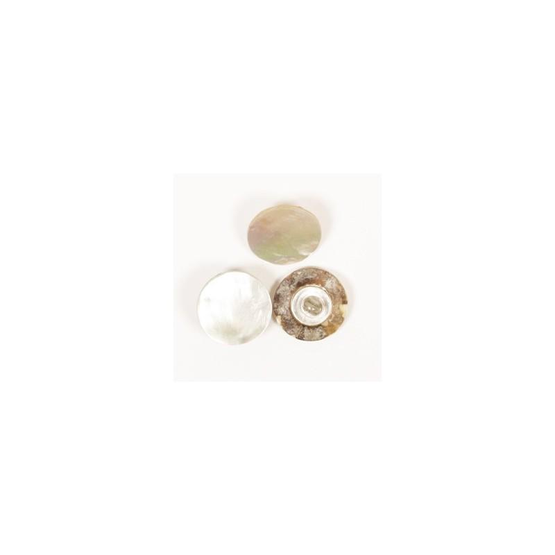Loop (white) 15mm nr523