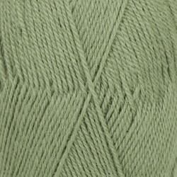 Drops Flora Uni 15 - groen