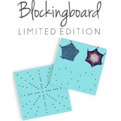 Blocking board Granny Squares - limited edition - 35x35
