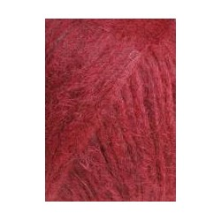 Lang Yarns Malou Light 887.0061 - brun rouge