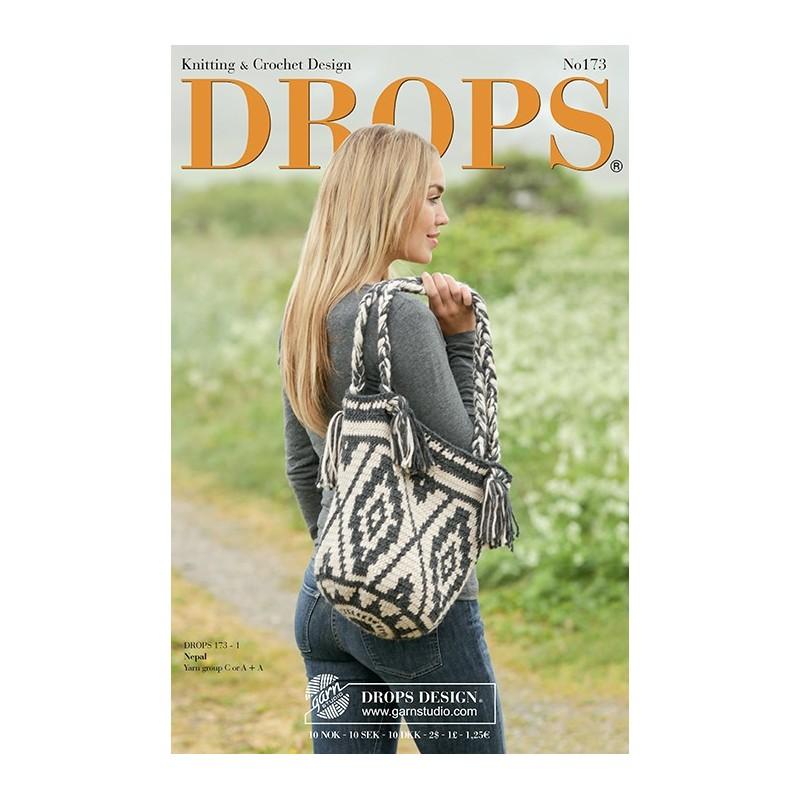 Drops Patroonboek 173 (FR/ENG)