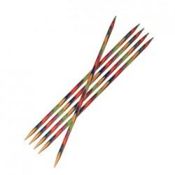 KnitPro Symphony Aiguilles doubles pointes 3mm 10 cm