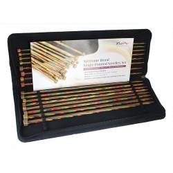 KnitPro Symphony Wood - Rechte breinaalden set - 35 cm
