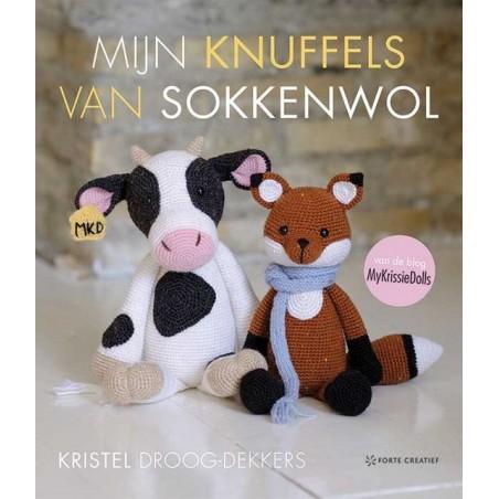 Mijn knuffels van sokkenwol - Kristel Droog-Dekkers (NL)