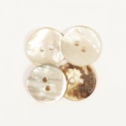 Concave (blanc) (15mm) - 521