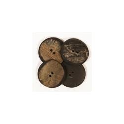 Buffelhoorn (hoekig) (25mm)