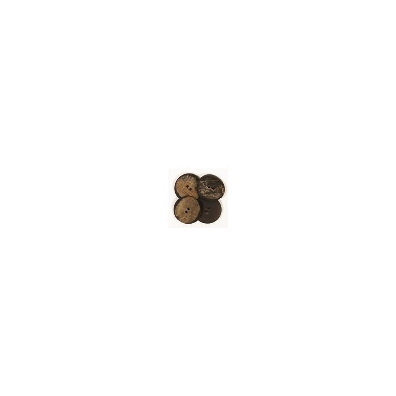 Buffalo Horn (angular) (25mm)