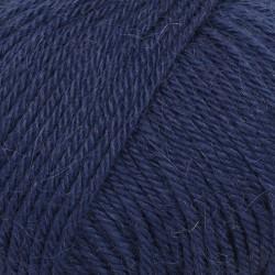 Drops Puna Uni 13 - marineblauw