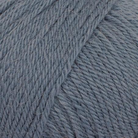 Drops Puna Uni 14 - jeansblauw