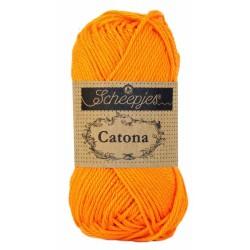 Scheepjes Catona 50 - 281 Tangerine