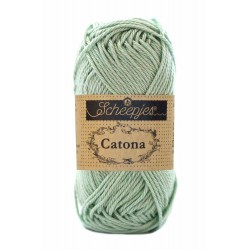 Scheepjes Catona 50 - 402 Silver Green