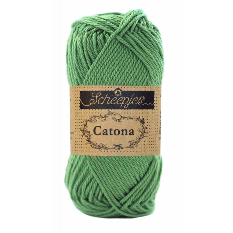 Scheepjes Catona 50 - 412 Forest Green