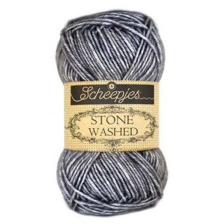 Scheepjes Stone Washed - 802 Smokey Quartz