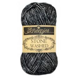 Scheepjes Stone Washed -  803 Black Onyx