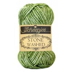 Scheepjes Stone Washed - 806 Canada Jade