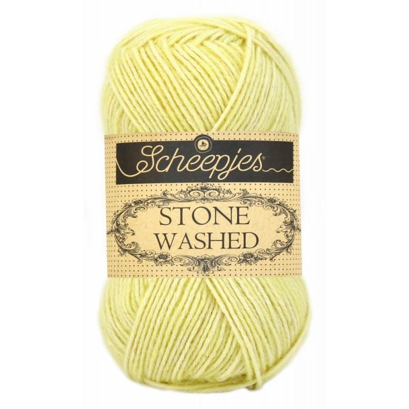 Scheepjes Stone Washed - 817 Citrine
