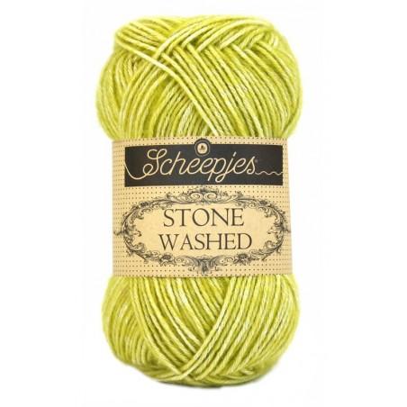 Scheepjes Stone Washed - 812 Lemon Quartz