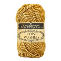 Scheepjes Stone Washed - 809 Yellow Jasper