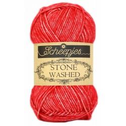 Scheepjes Stone Washed - 823 Carnelian