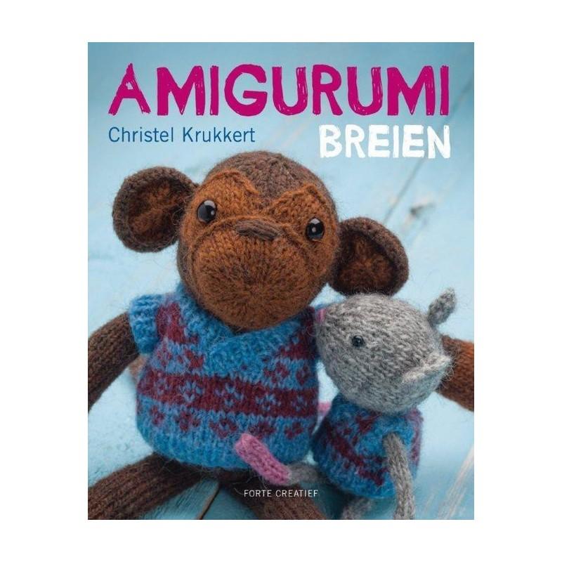 Amigurumi Breien - Christel Krukkert