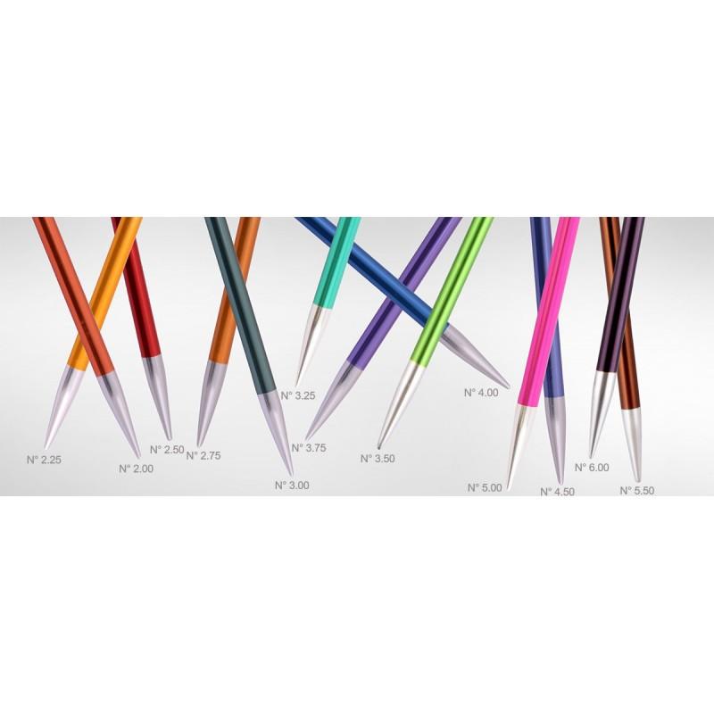 KnitPro Zing 6.5 mm 100 cm