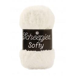Scheepjes Softy 475 - pastel weiss