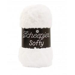 Scheepjes Softy 494 - weiss