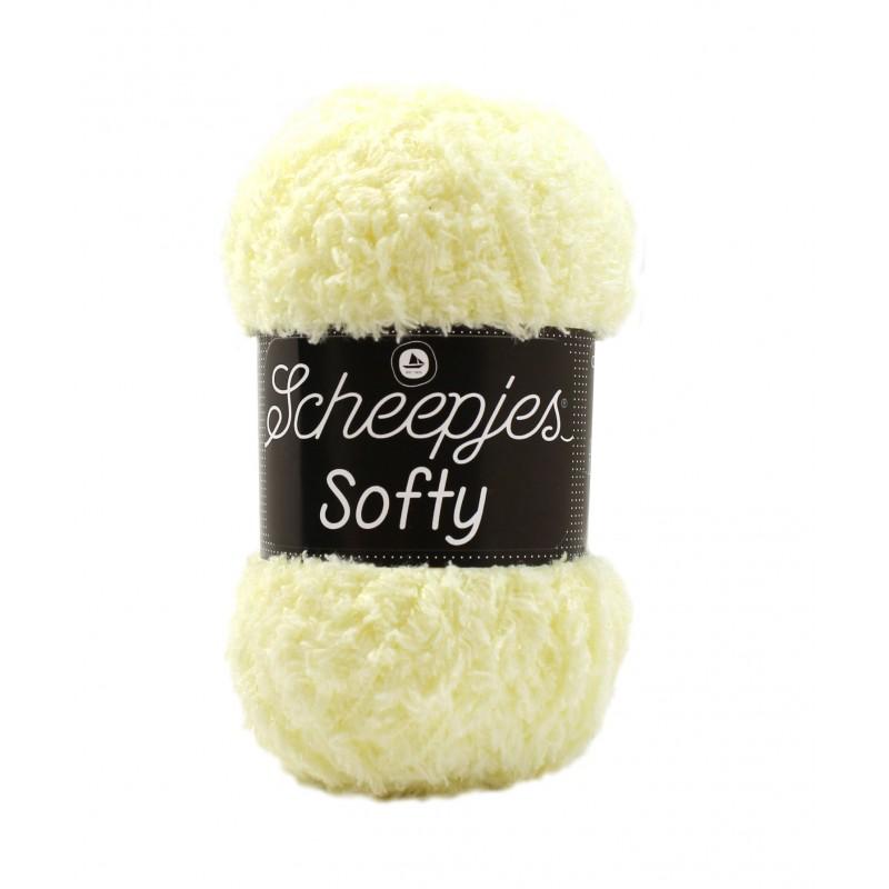 Scheepjes Softy 499 - jaune clair