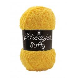 Scheepjes Softy 489 - jaune