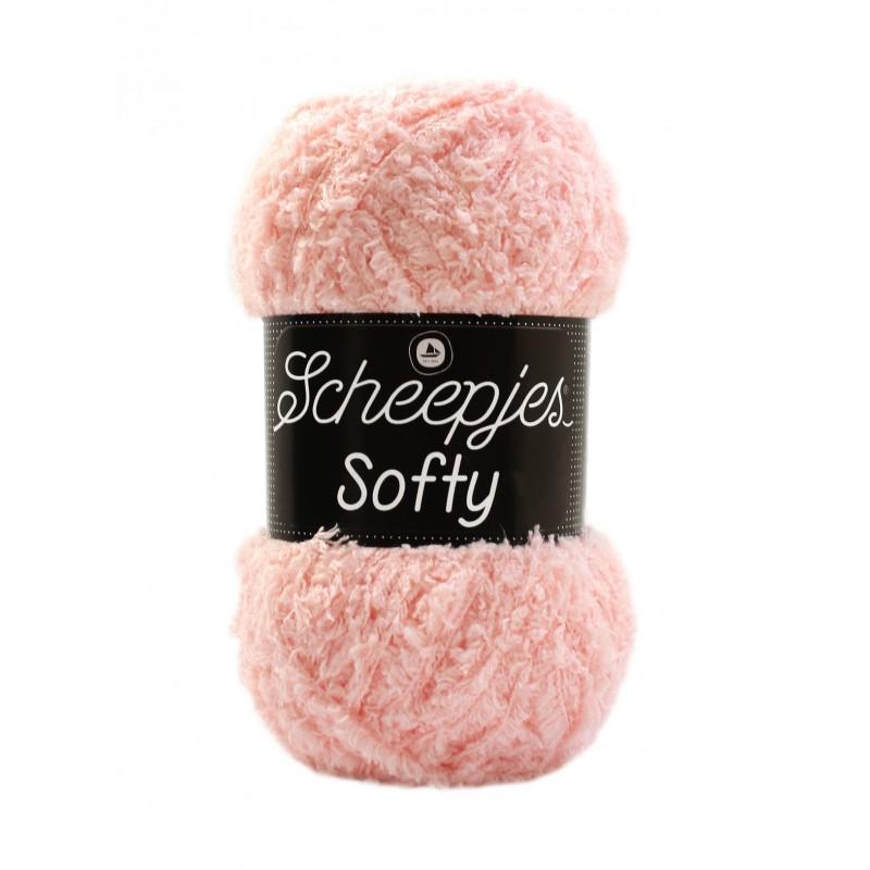 Scheepjes Softy 496 - light pink