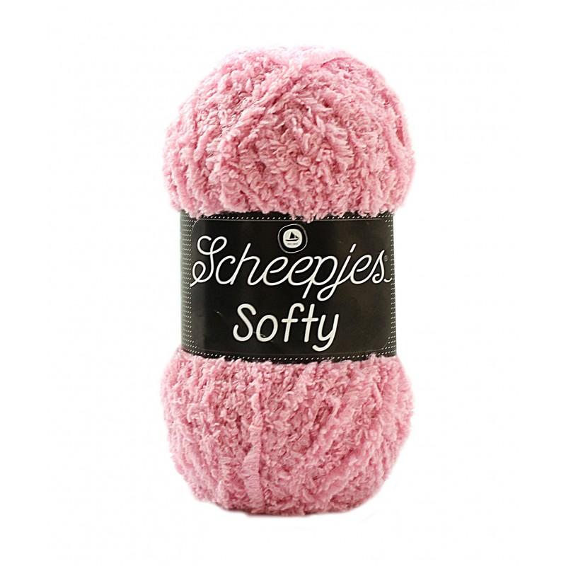 Scheepjes Softy 483 - light old pink