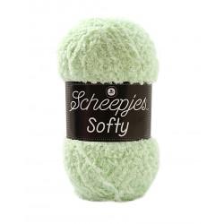 Scheepjes Softy 492 - vert menthe