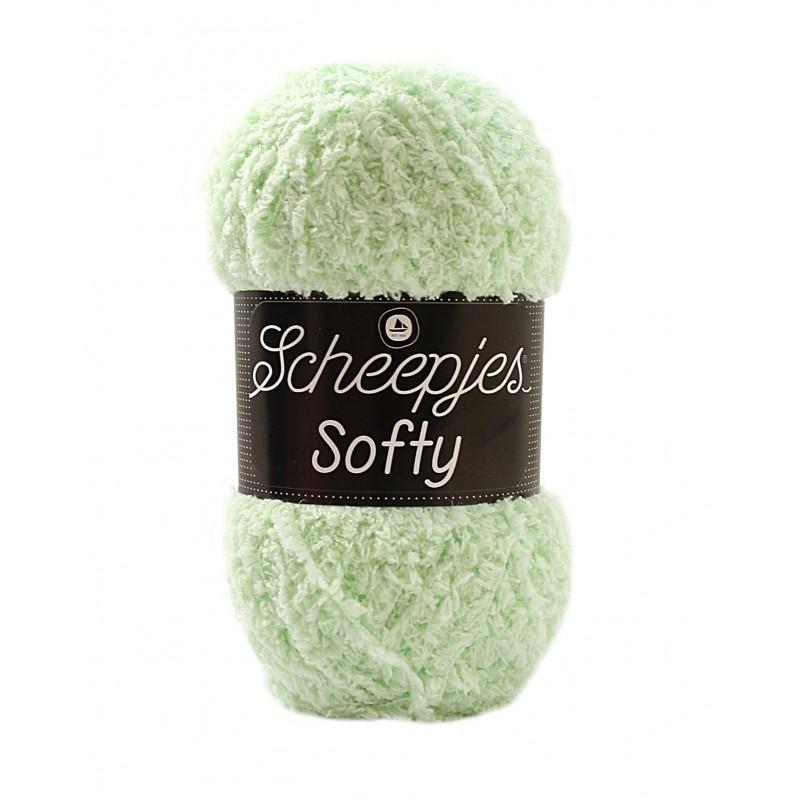 Scheepjes Softy 492 - mint green