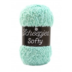 Scheepjes Softy 491 - aquagroen