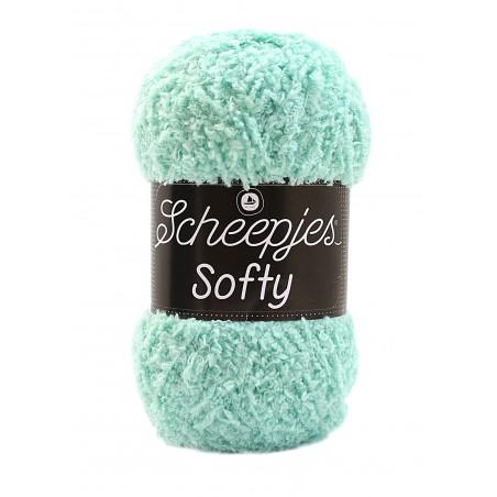 Scheepjes Softy 491 - aquagroen