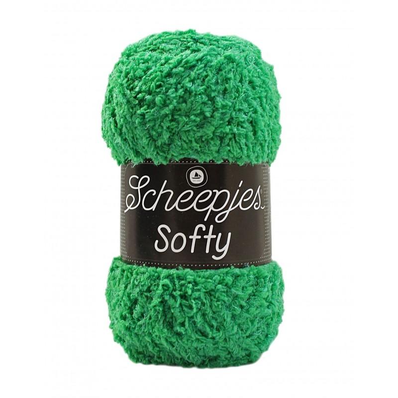 Scheepjes Softy 497 - forest green