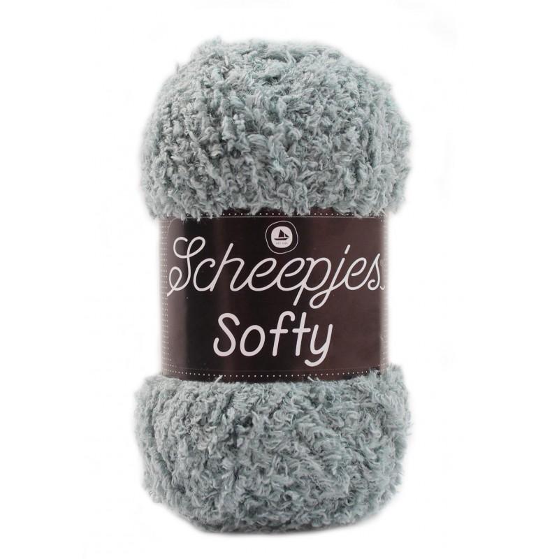 Scheepjes Softy 477 - grau